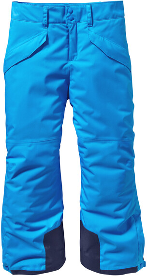 Patagonia Boys Insulated Snowshot Pants Andes Blue